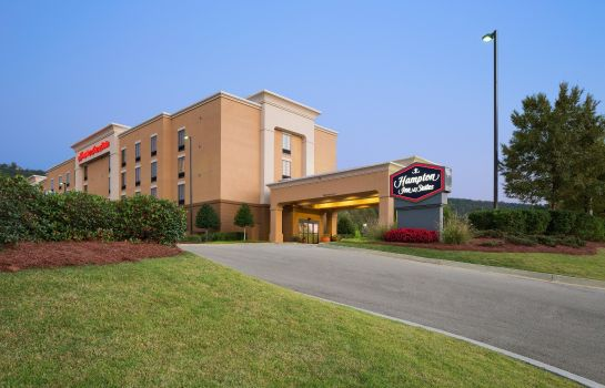 Exterior view Hampton Inn - Suites Birmingham-280 East-Eagle Point AL