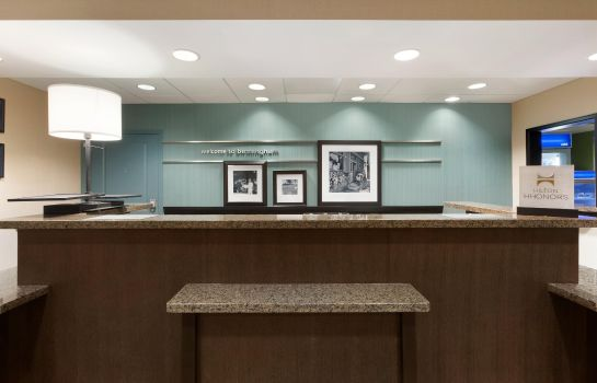 Lobby Hampton Inn - Suites Birmingham-280 East-Eagle Point AL