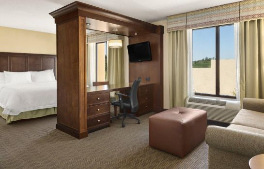 Suite Hampton Inn - Suites Birmingham-280 East-Eagle Point AL