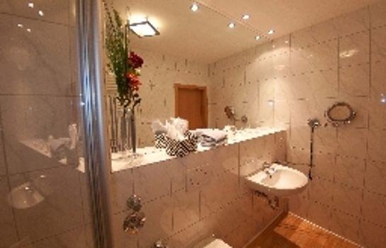 hotel albergo haus siegfried - xanten günstig bei hotel de, Badezimmer