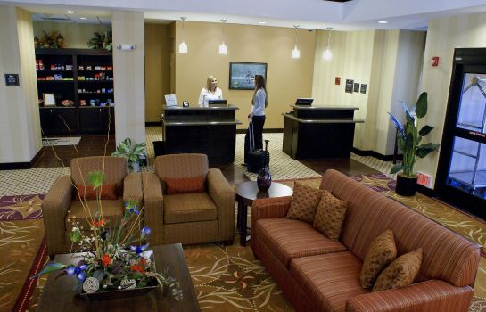 Hotelhalle Homewood Suites by Hilton Beaumont TX