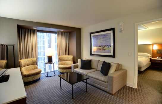 Suite Hilton Columbus Downtown