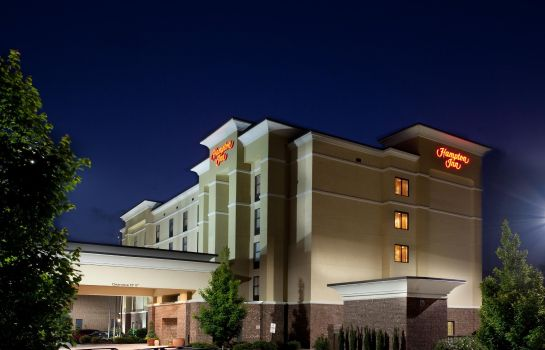 Vista esterna Hampton Inn Columbia I-20-Clemson Road