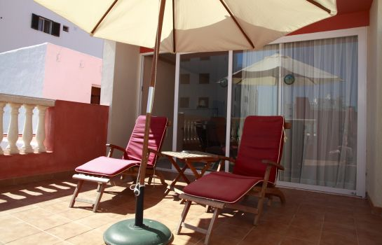 Terrasse Fergus Paraíso Beach - Adults only