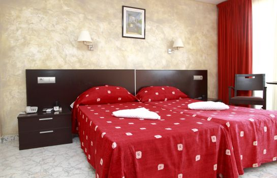 Chambre double (standard) Fergus Paraíso Beach - Adults only