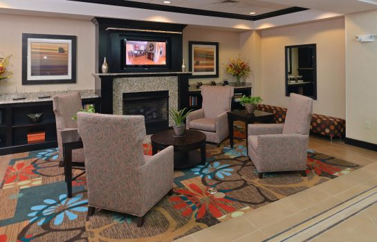 Lobby Hampton Inn Columbia I-20-Clemson Road