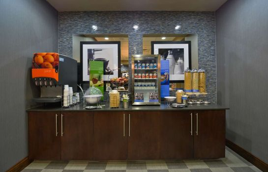 Hotel-Bar Hampton Inn - Suites Columbia-Southeast Ft Jackson SC