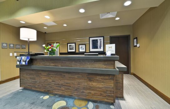 Hotelhalle Hampton Inn - Suites Columbia-Southeast Ft Jackson SC