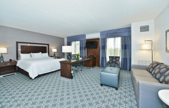 Suite Hampton Inn - Suites Columbia-Southeast Ft Jackson SC