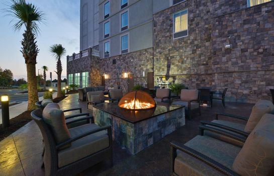 Info Hampton Inn - Suites Columbia-Southeast Ft Jackson SC