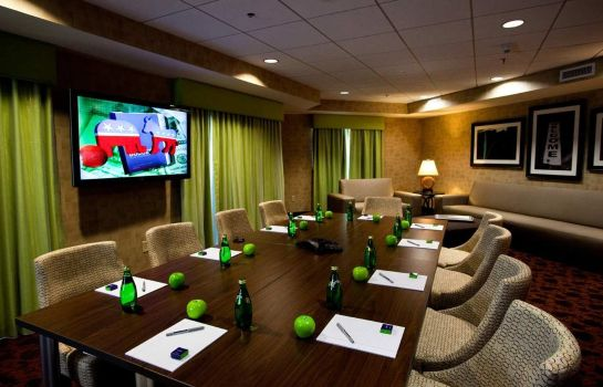 Conference room Hampton Inn - Suites Chattanooga-Downtown TN