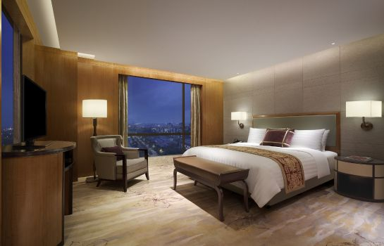 Chambre individuelle (standard) The Shangri-la Hotel Changzhou
