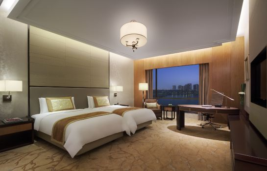 Chambre double (confort) The Shangri-la Hotel Changzhou