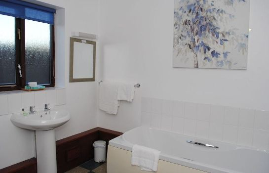 Bagno in camera The Marsham Arms Inn