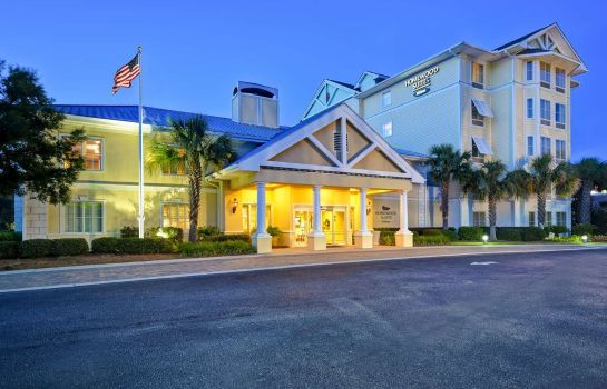 Buitenaanzicht Homewood Suites by Hilton Charleston Airport