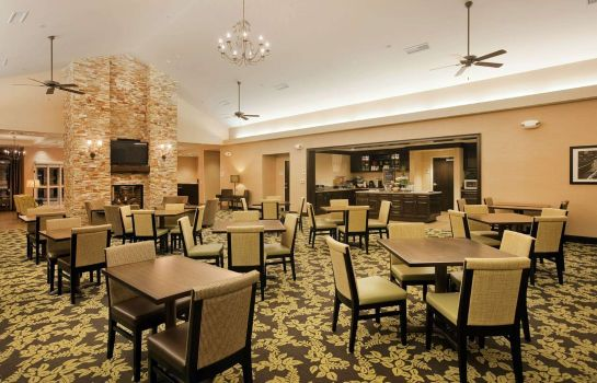 Lobby Homewood Suites by Hilton Charlotte-Ayrsley NC