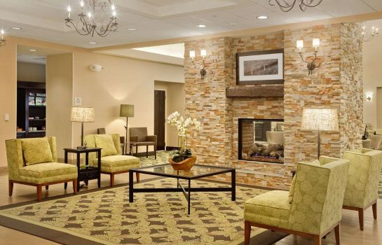 Hotelhalle Homewood Suites by Hilton Charlotte-Ayrsley NC