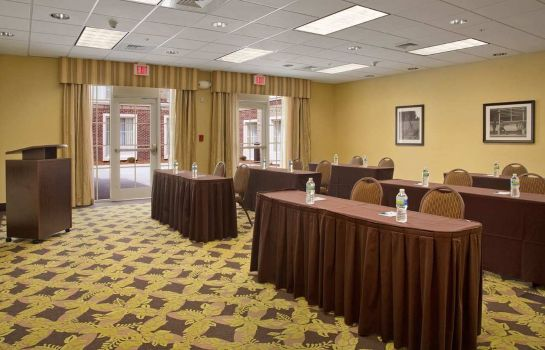 Conference room Homewood Suites by Hilton Charlotte-Ayrsley NC
