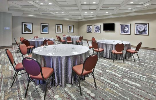 Sala de reuniones Embassy Suites by Hilton Columbus Airport