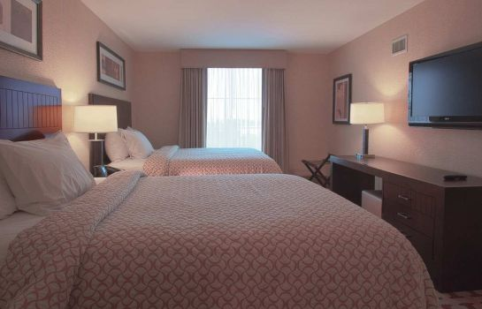 Zimmer Embassy Suites by Hilton Columbus Airport