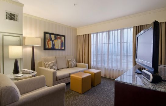 Suite Hilton Columbus/Polaris