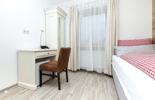Single room (standard) Alpinhotel INzeller