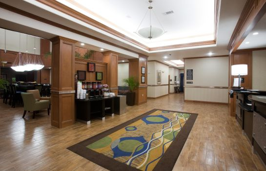 Hotelhalle Hampton Inn - Suites Dallas-Cockrell Hill I-30 TX
