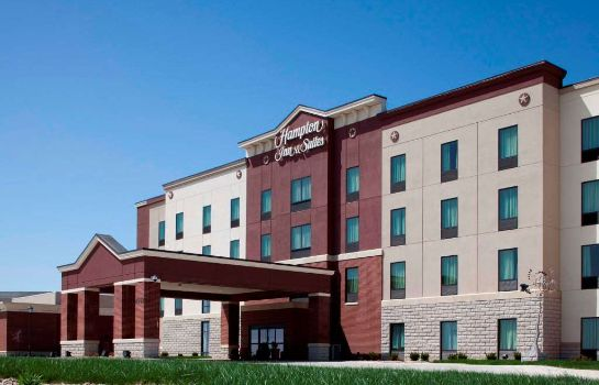 Vista esterna Hampton Inn & Suites Dodge City KS