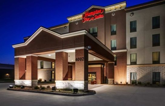 Außenansicht Hampton Inn - Suites Dodge City KS