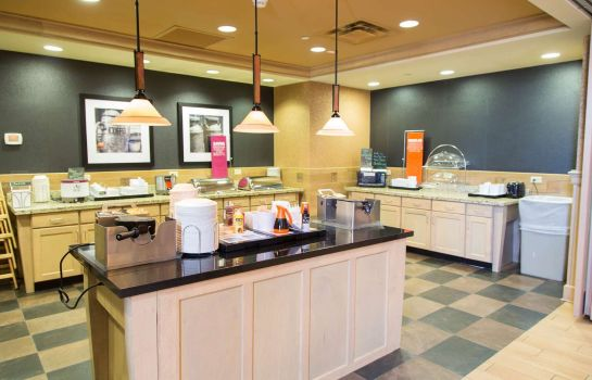 Restaurant Hampton Inn - Suites Dodge City KS