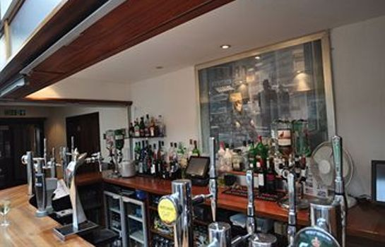 Hotel bar Northover Manor Hotel