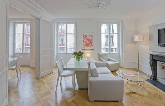 Zimmer Swiss Luxury Apartments
