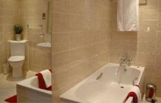 Bathroom Bath House Hotel