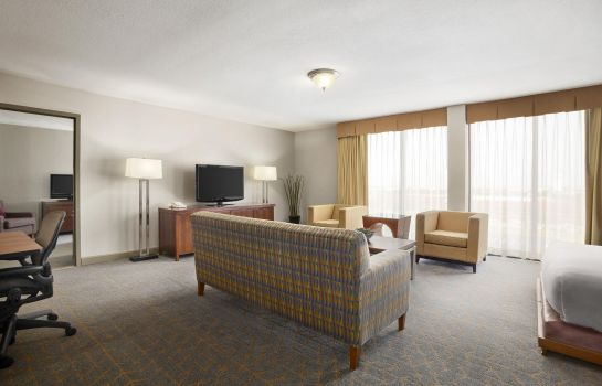 Suite DoubleTree DFW Airport North