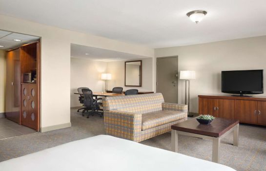 Habitación DoubleTree DFW Airport North