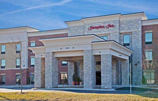 Vista exterior Hampton Inn Detroit-Auburn Hills-Nrth-Great Lks Crossing- MI