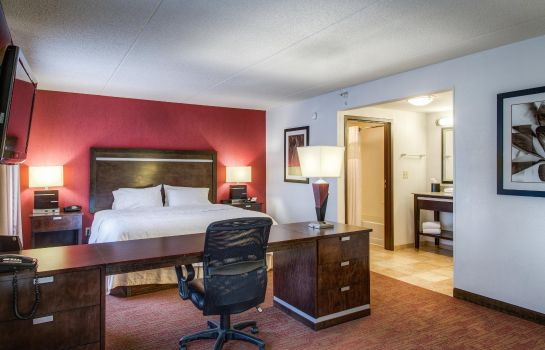 Suite Hampton Inn and Suites-Detroit-Airport-Romulus
