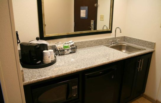 Zimmer Hampton Inn and Suites-Detroit-Airport-Romulus