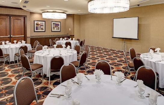 Conference room Hilton Garden Inn El Paso Airport