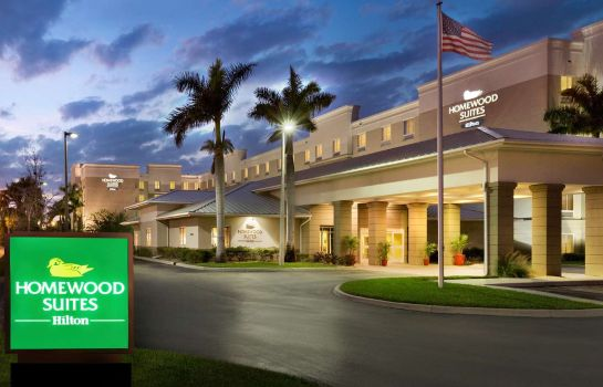 Außenansicht Homewood Suites by Hilton Fort Myers Airport-FGCU