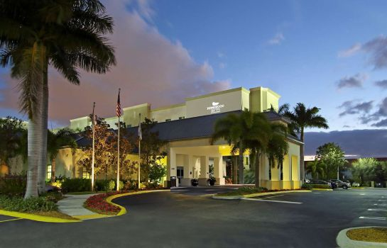 Vista exterior Homewood Suites by Hilton FtLauderdale Airport-Cruise Port