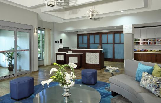 Hotelhalle Homewood Suites by Hilton FtLauderdale Airport-Cruise Port