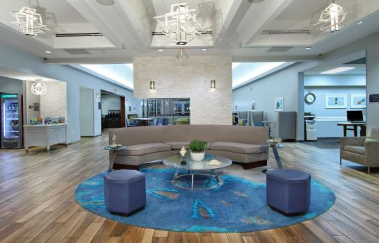 Lobby Homewood Suites by Hilton FtLauderdale Airport-Cruise Port