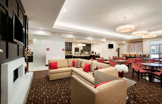 Hotel-Bar Homewood Suites by Hilton Fort Worth West Cityview