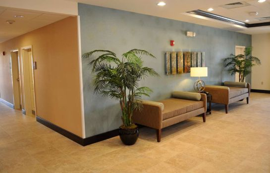 Lobby Homewood Suites by Hilton Fort Wayne