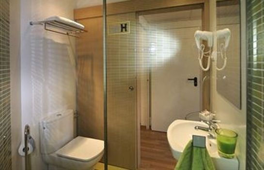 Bathroom Apartments Hostemplo Suites