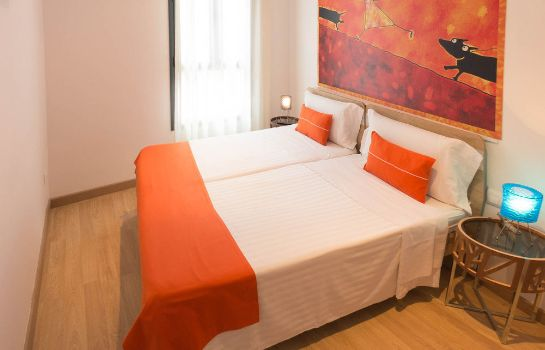 Standard room Apartments Hostemplo Suites