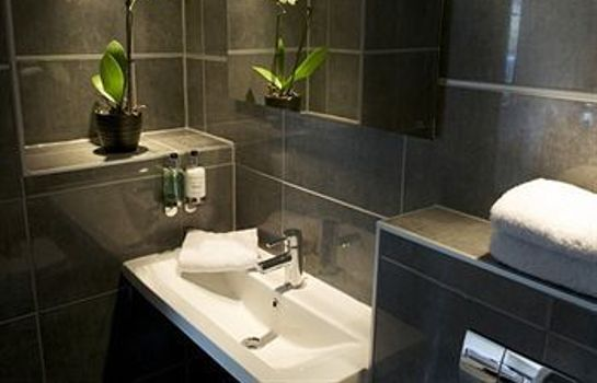 Cuarto de baño Wild Garlic Restaurant & Rooms
