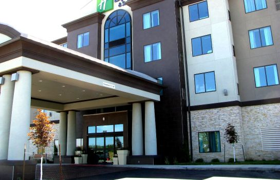 Exterior view Holiday Inn Express & Suites KANSAS CITY AIRPORT