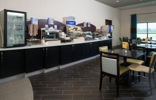 Restaurant Holiday Inn Express & Suites KANSAS CITY AIRPORT